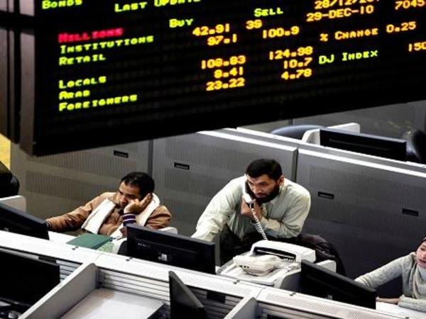 سوق مصر تربح 8 مليارات جنيه والأسهم تتجاهل أزمة الضريبة