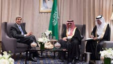 Saudi Crown Prince meets US officials, UN chief on sidelines of UNGA