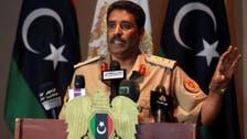 الجيش الليبي: لا تنسيق مع جهات خارجية في عملية درنة