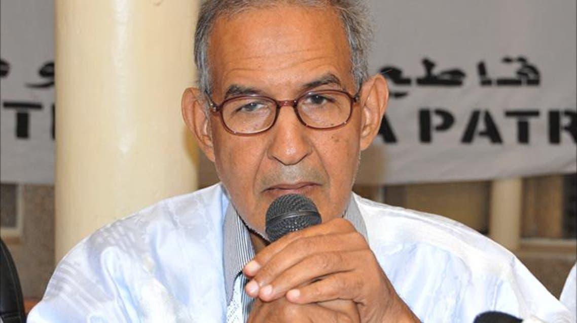 رئيس حزب التكتل احمد ولد داداه