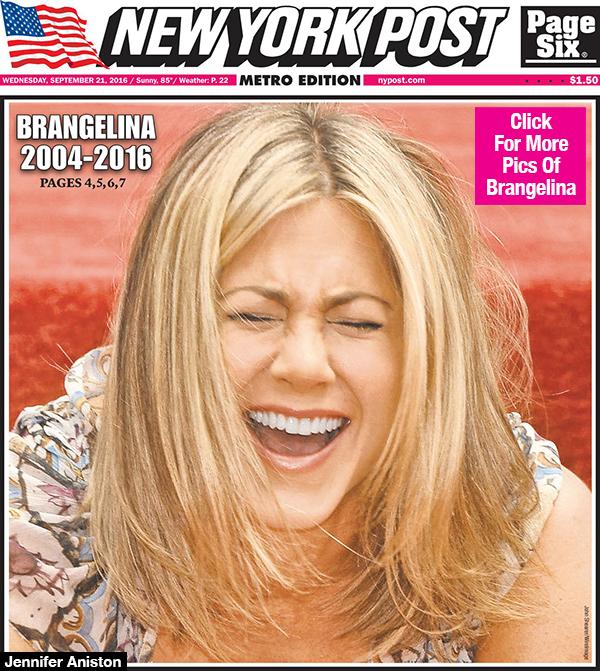 غلاف نيويورك بوست