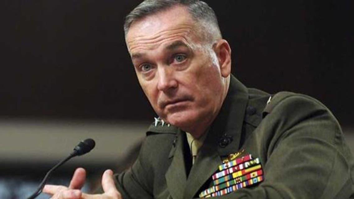 قائد الجيوش الأميركية الجنرال جو دانفورد