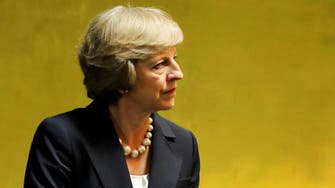 UK not turning away from world after Brexit, Theresa May tells UNGA