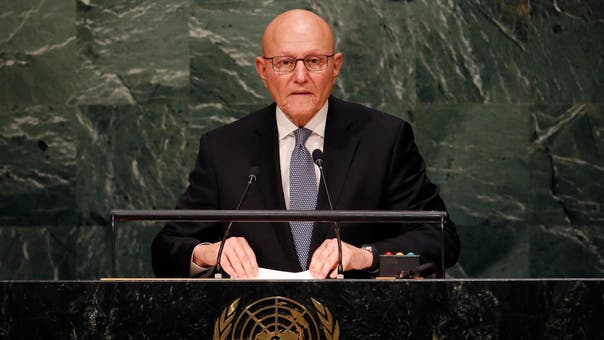 What's the point of Lebanon going to the UN General Assembly?