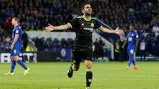 Fabregas gives Chelsea win at Leicester, Norwich beat Everton