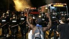 إصابة 12 شرطياً باحتجاجات في كارولينا الشمالية