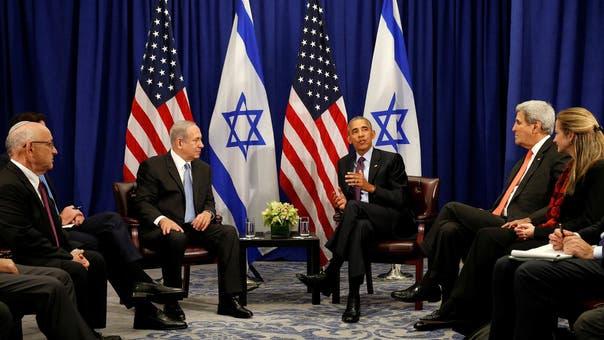 Warm words as Obama, Netanyahu put aside rift