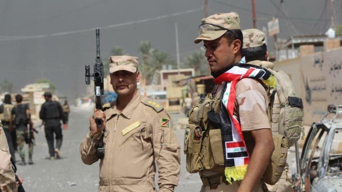 العراق تحرير الشرقاط
