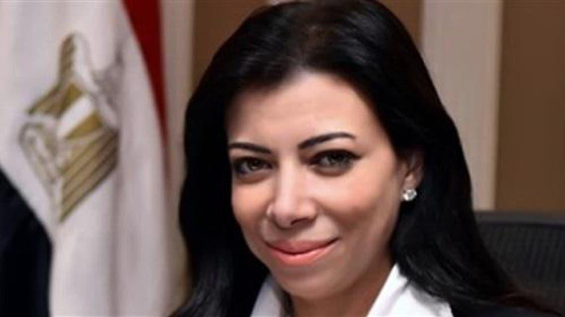وزيرة الاستثمار المصرية، داليا خورشيد