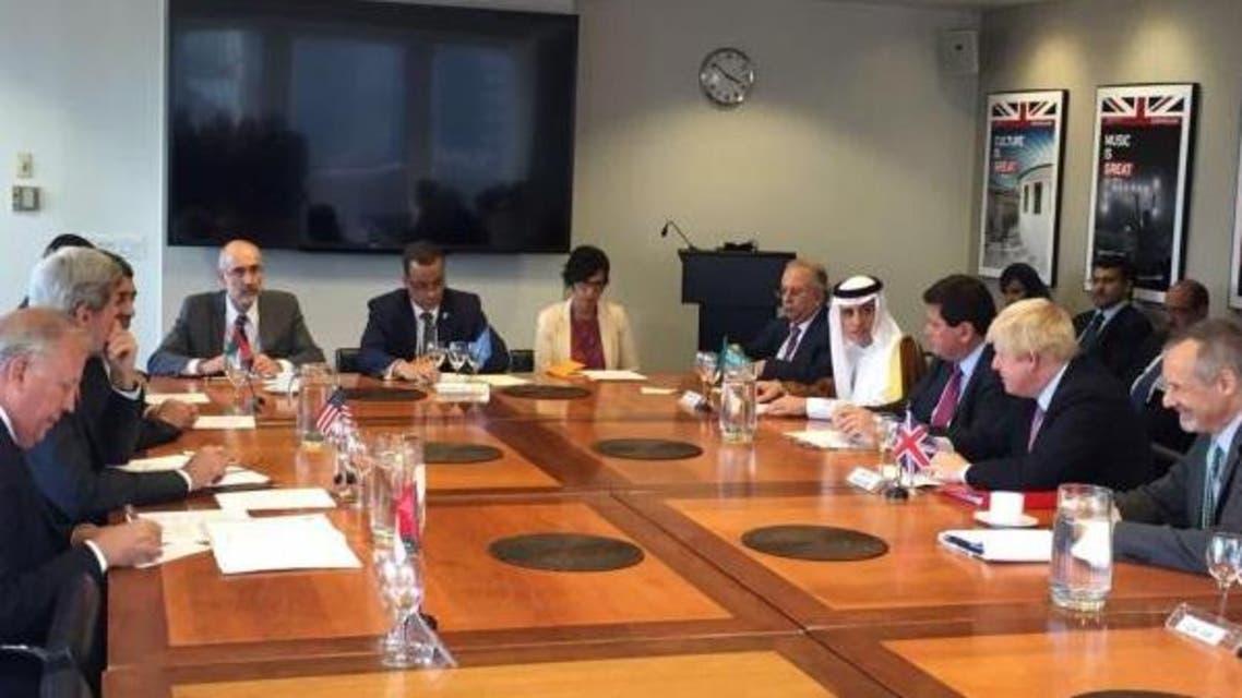 اللجنة الرباعية بشأن اليمن