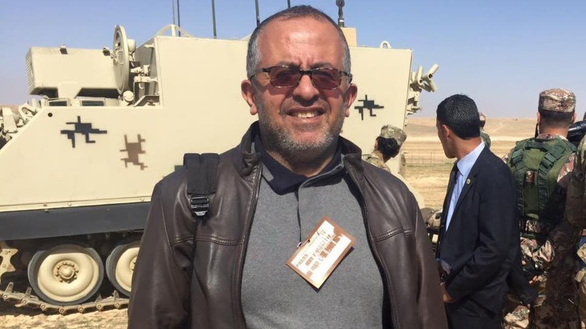 Amjad Tadros, who has worked for CBS as a Middle East field producer since 1990, was awarded the Emmy along with his 60 Minutes team. (Supplied)