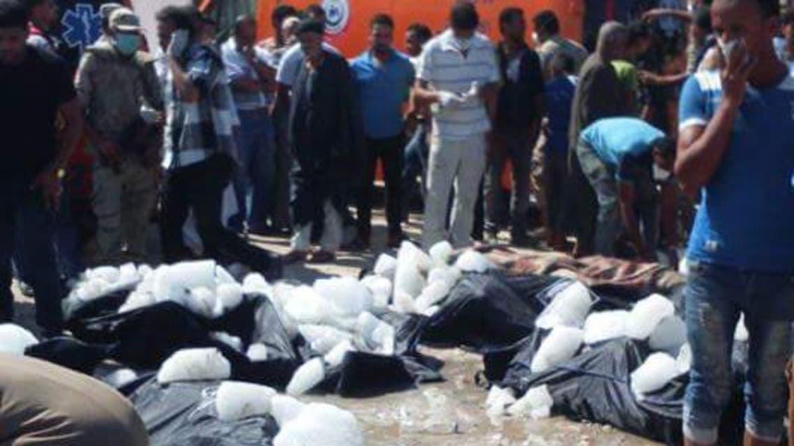 """مصر.. ارتفاع ضحايا """"مركب الموت"""" إلى 148 قتيلاً"""