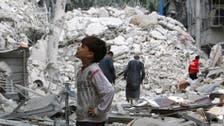 Aleppo bombardment as talks fail