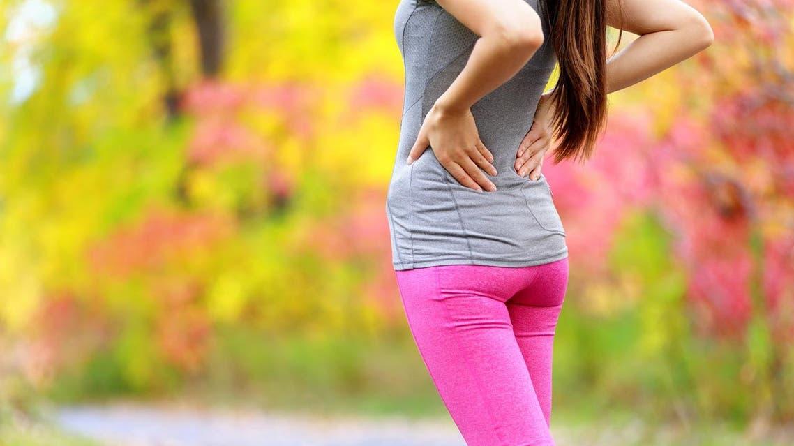 lower back pain shutterstock
