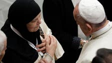 Pope receives relatives of Nice attack victims at Vatican