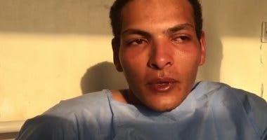 أحمد درويش أحد الناجين