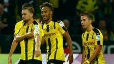 Dortmund beat Freiburg 3-1 to join Bayern on