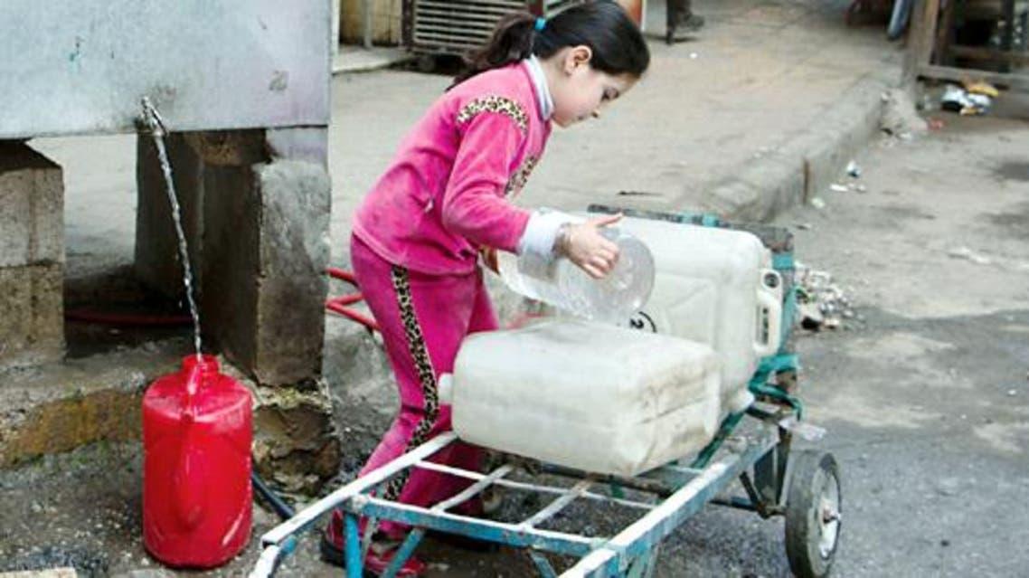 حلب عطش