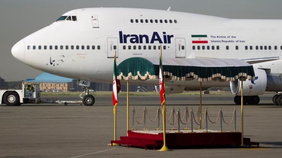 طيران إيران