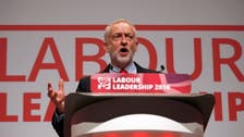 Corbyn re-elected leader of UK's opposition Labour