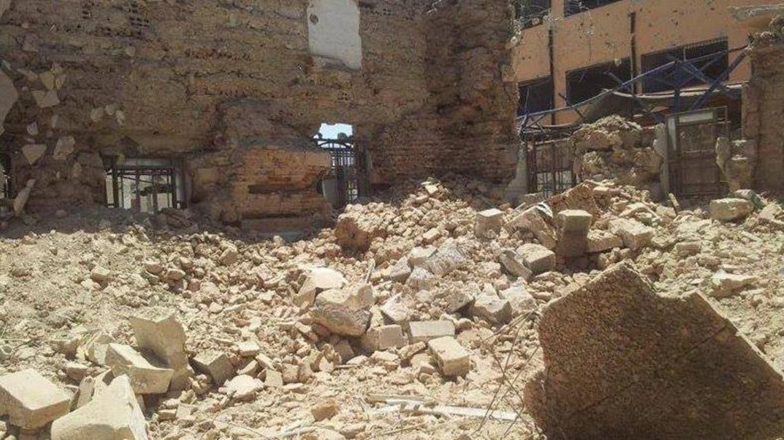 أقدم كنيس يهودي في سوريا