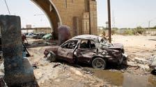 Dozen killed in militant attacks north of Tikrit