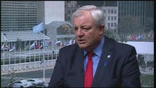 UN humanitarian chief to Al Arabiya: situation in Aleppo not sustainable
