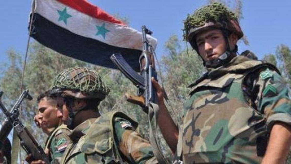 سوريا جيش