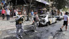 ISIS claims Baghdad bombing that killed dozens