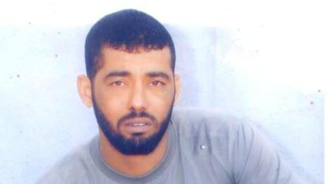 الأسير الفلسطيني ياسر حمدونة