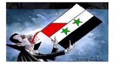 """""""دراكولا"""" الشرق الأوسط يقوم من قبره ليشرب دم السوريين"""