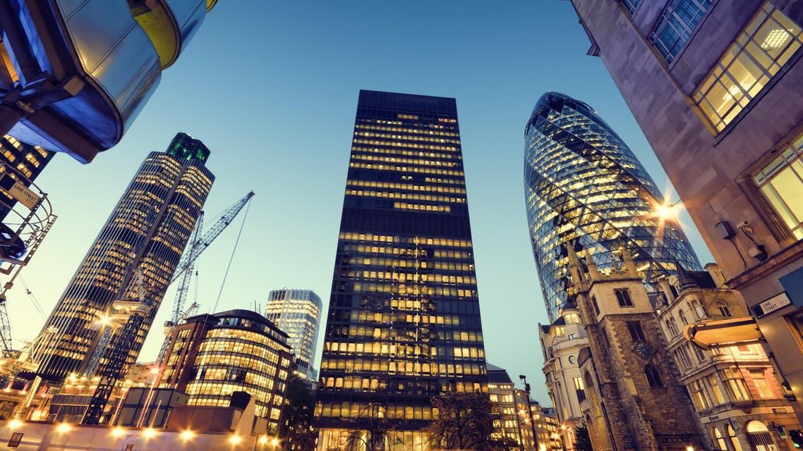 مركز لندن المالي