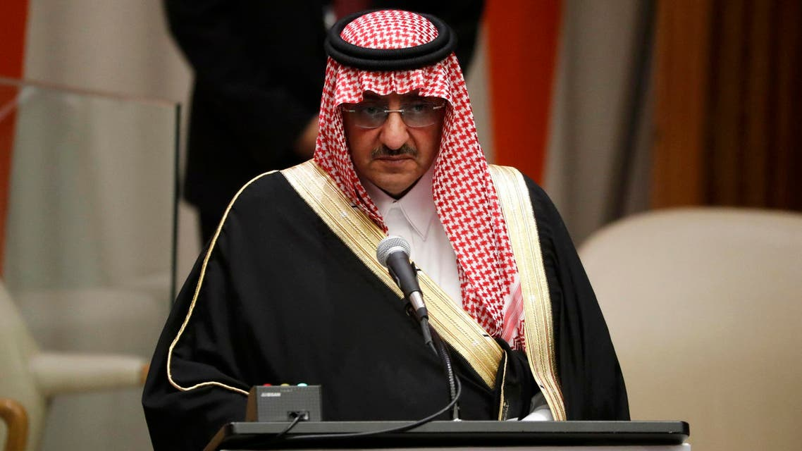 The Crown Prince's visit to Ankara comes after his successful participation in the UN General Assembly session and his meetings in NewYork with a number of world leaders. (Reuters)