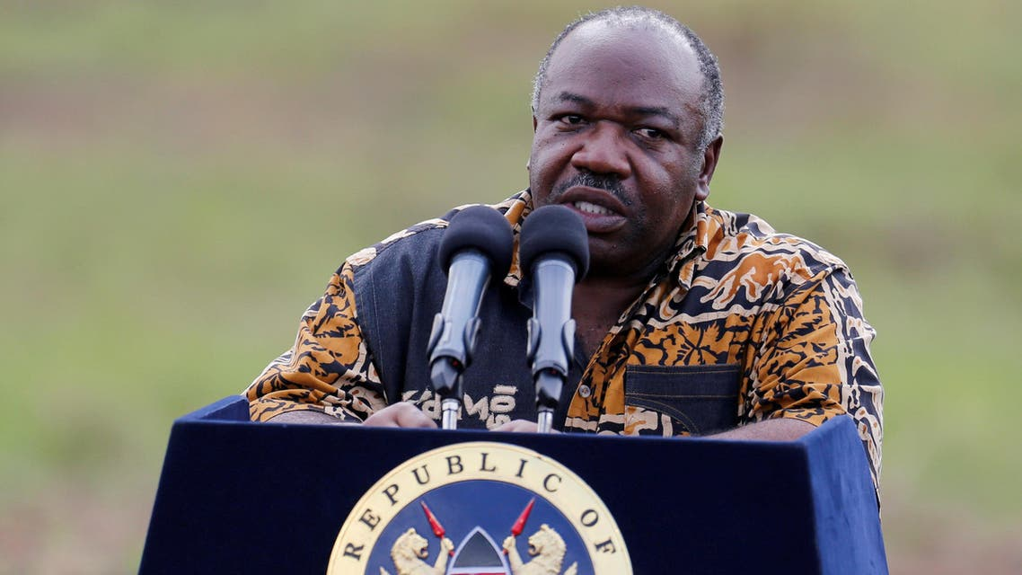 Ali Bongo took over from his father Omar Bongo, who ruled Gabon for 41 years until his death in 2009. (Reuters)