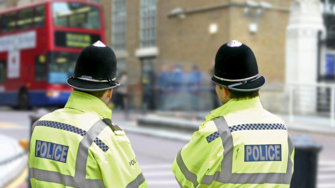 الشرطة البريطانية آي ستوك