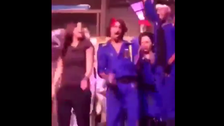 مقطع راقص لشجون الهاجري يثير الاستياء