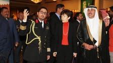 Saudi Arabia's anti-terrorism efforts exhibition opens in Australia