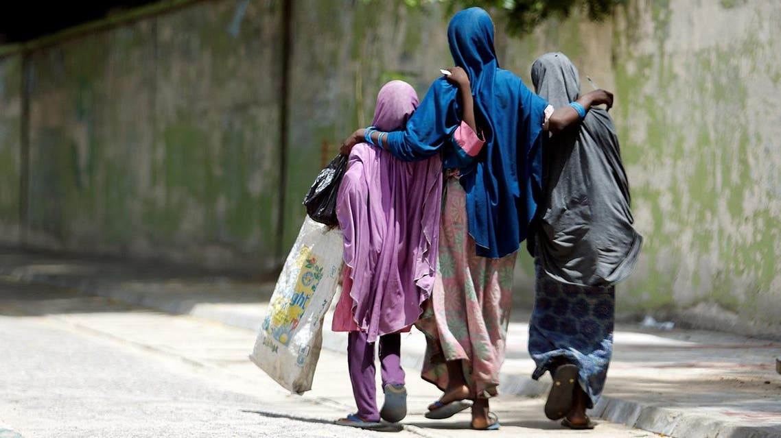 girls borno. (Reuters)