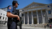 Spanish police arrest two accused of supporting extremist militants