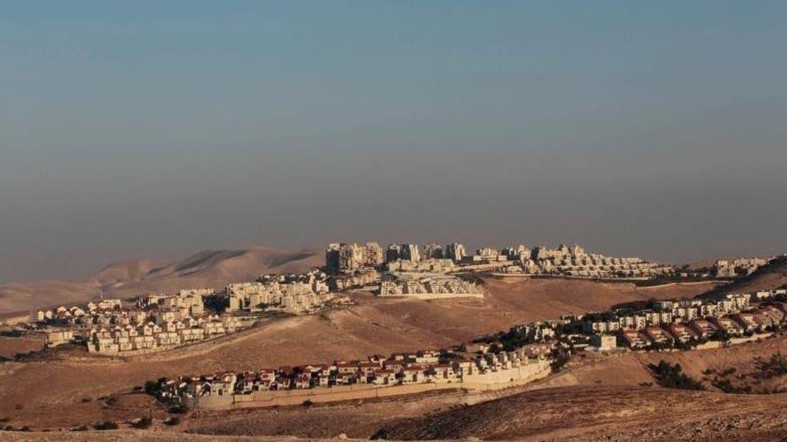 مستوطنة معالي أدوميم في الضفة الغربية - رويترز