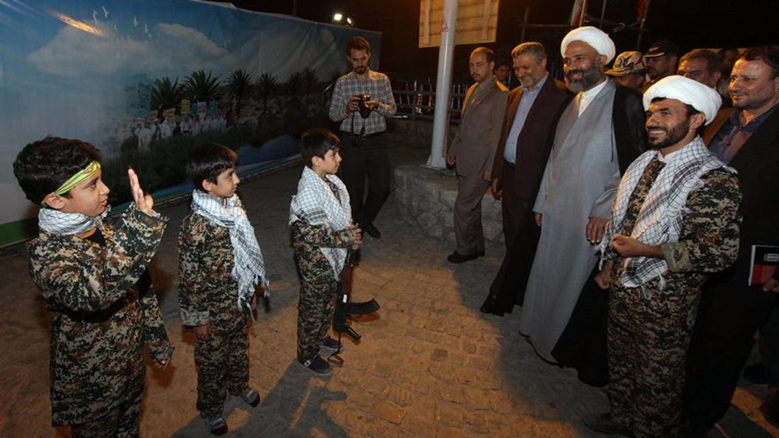 بالصور.. مدينة ألعاب للأطفال بإيران تروّج للحروب والعنف