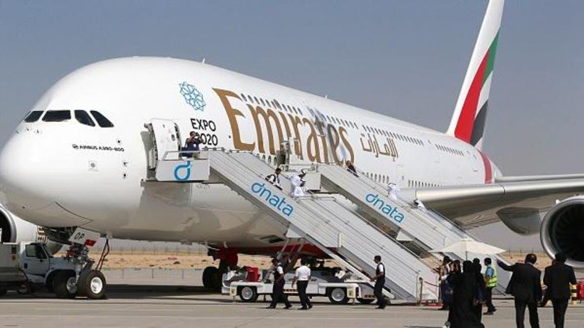 طيران الإمارات - إيرباص إيه 380