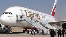 طيران الإمارات:لا خطط حاليا لشراء المزيد من طائرات A380