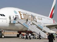 طيران الإمارات تشغل طائرات A380 إلى لندن وباريس