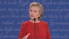 Clinton to Trump in first debate: 'You live in your own reality'