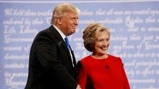 Trump, Clinton trade jibes in first debate