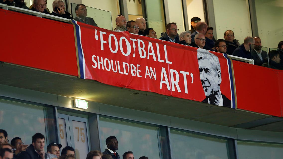 Arsene Wenger Arsenal Reuters