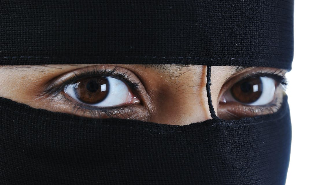Switzerland's lower house of parliament narrowly backed a ban on face veils on Tuesday. Shutterstock
