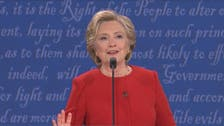 Clinton: Trump launched political career on 'racist lie'