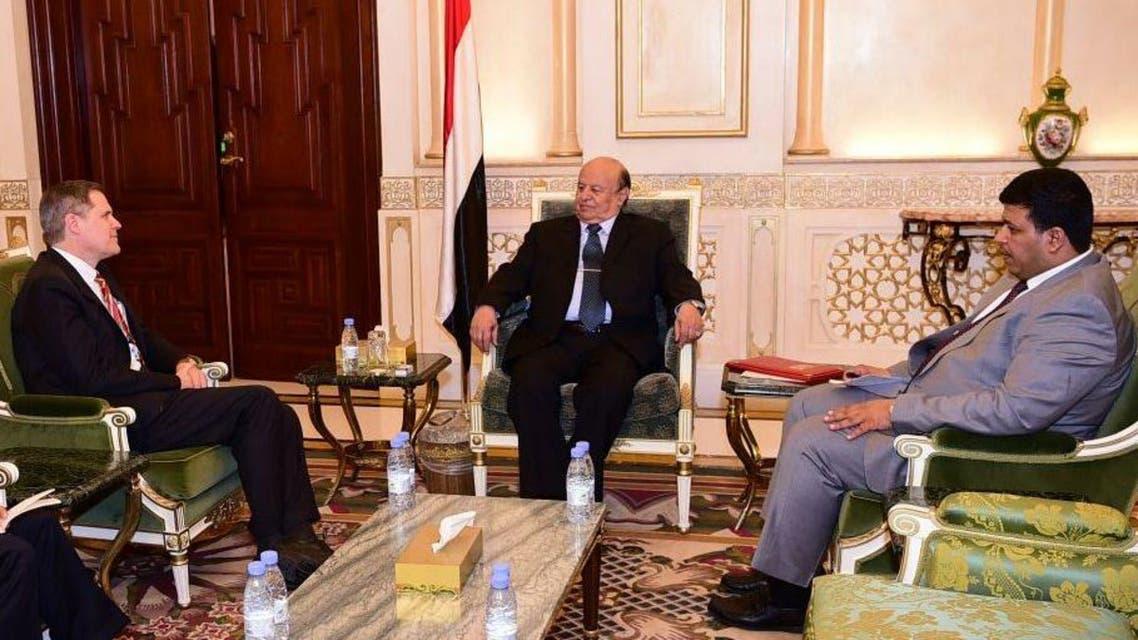 خادي مع سفير أميركات